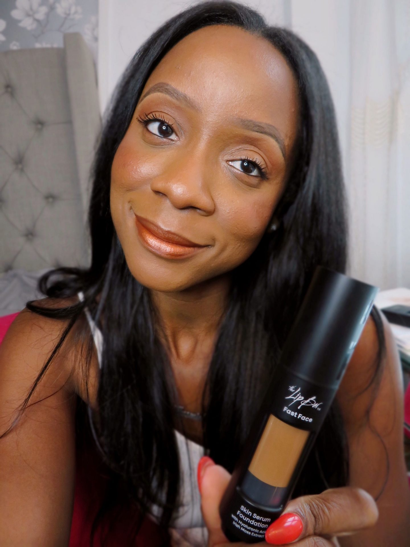 #FoundationTalkTuesday The LipBar Fast Face Serum Foundation Review!