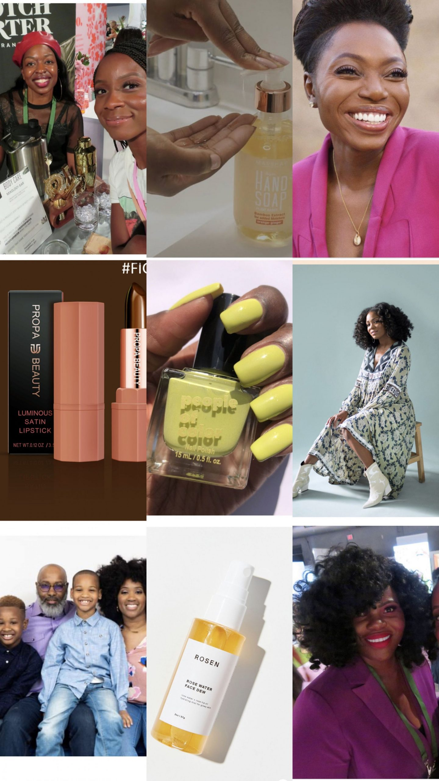Black-Owned Beauty Brands You Should Know About Pt2!